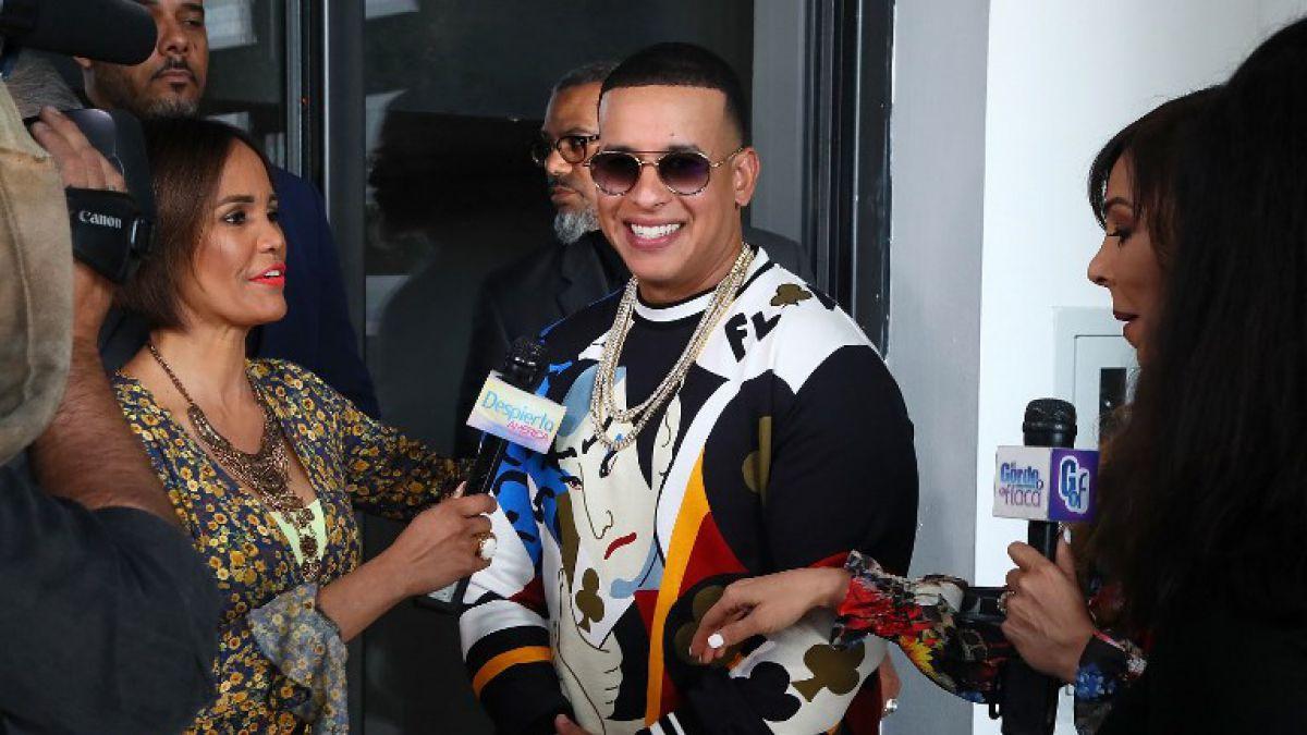 Daddy Yankee Revelo Quien Es Su Amigo En El Mundo Del Reggaeton