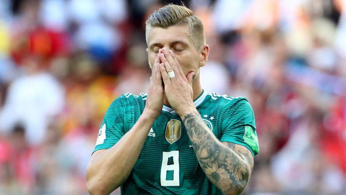 Mundial de Rusia 2018: algunas de las derrotas más sorpresivas de esta y otras Copas del Mundo