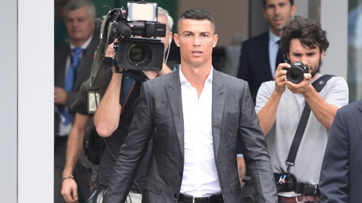 [VIDEO] Las frases que marcaron la presentación de Cristiano Ronaldo en la Juventus