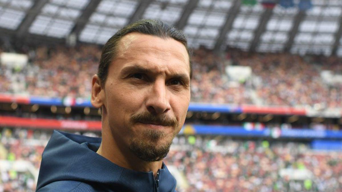 El mensaje de Zlatan Ibrahimovic a su aprendiz francés tras ganar el Mundial