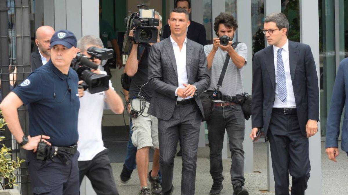 El recado de Cristiano Ronaldo a los jugadores de su edad