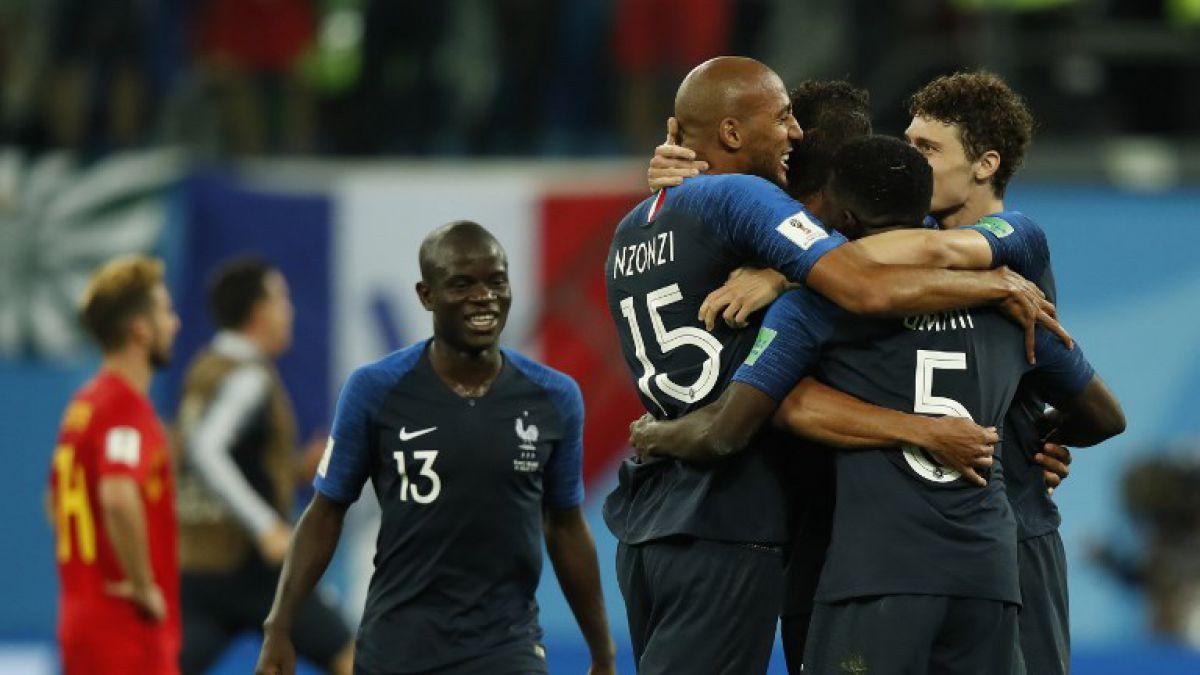 ¿El gesto del Mundial? Compañero pide la Copa para pasársela al tímido NGolo Kanté