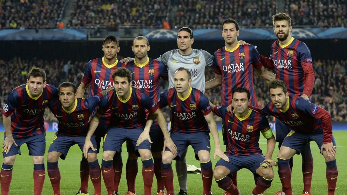 [VIDEO] El ex jugador del Barcelona que se luce cantando reggaetón