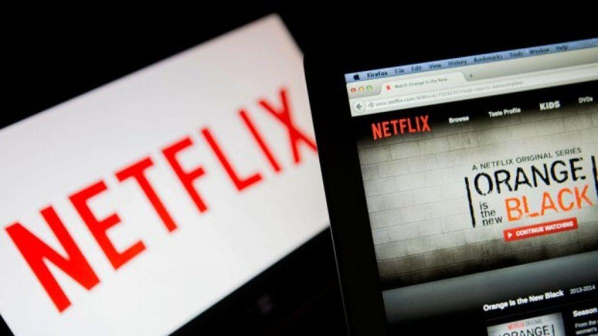 Netflix, despreocupado por fuerte caída en la bolsa