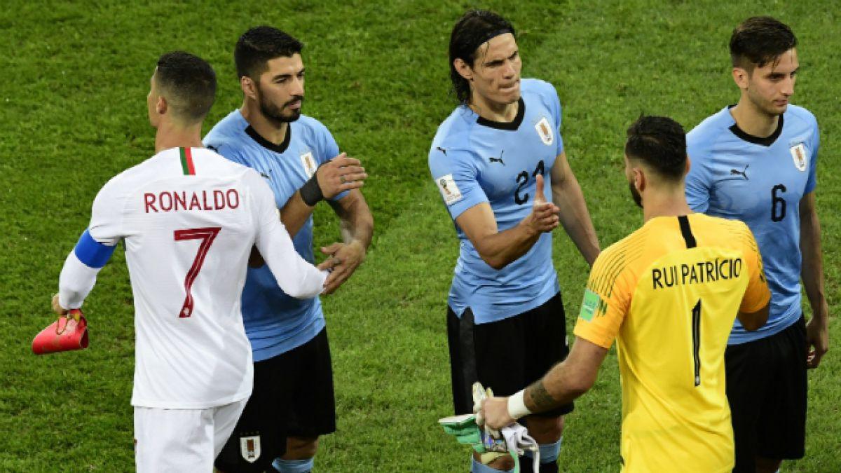 """[VIDEO] """"¿Cómo sabe mi nombre?"""": La sorpresa que se llevó uruguayo Bentancur con Cristiano Ronaldo"""