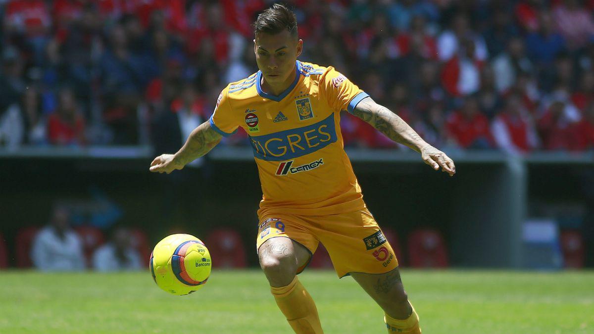 En Brasil dan por hecho el fichaje de Eduardo Vargas por el Flamengo