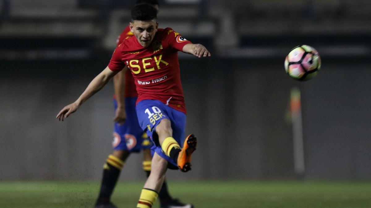 Unión Española vende a uno de sus jóvenes talentos a la MLS y otro podría partir a Argentina