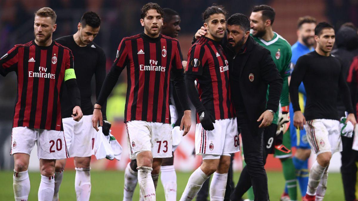 Se resiste a caer: AC Milan se defiende ante el TAS por exclusión de la Europa League