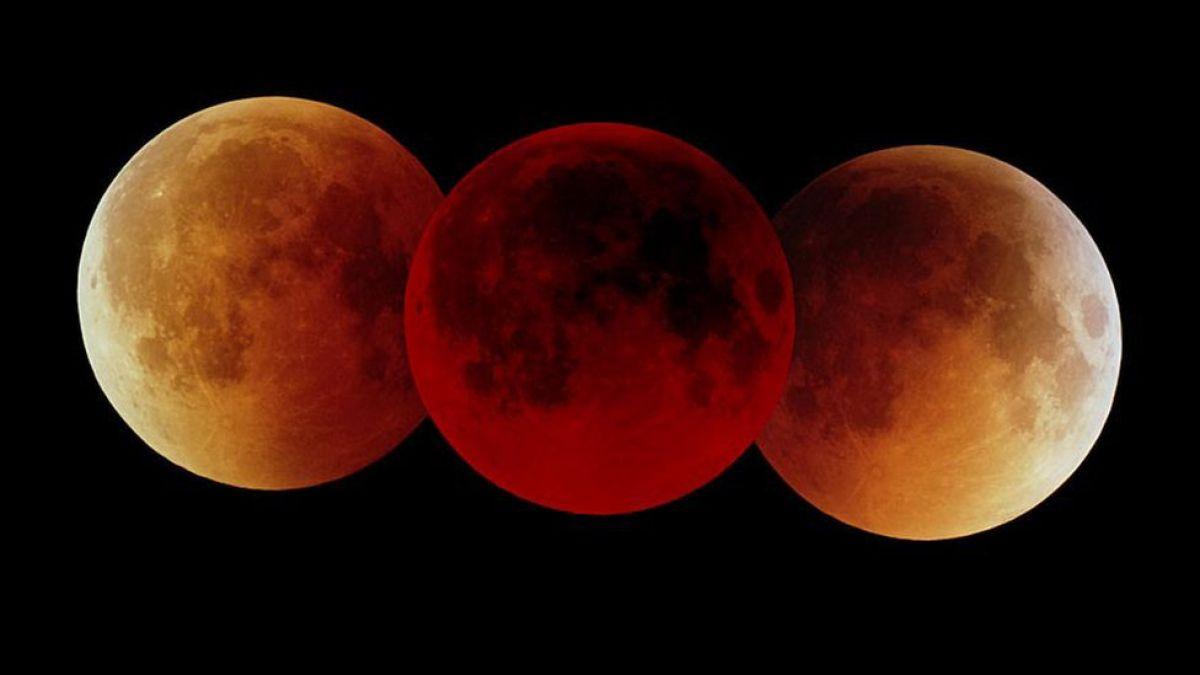 Cuándo y dónde será visible el eclipse lunar más largo del siglo XXI