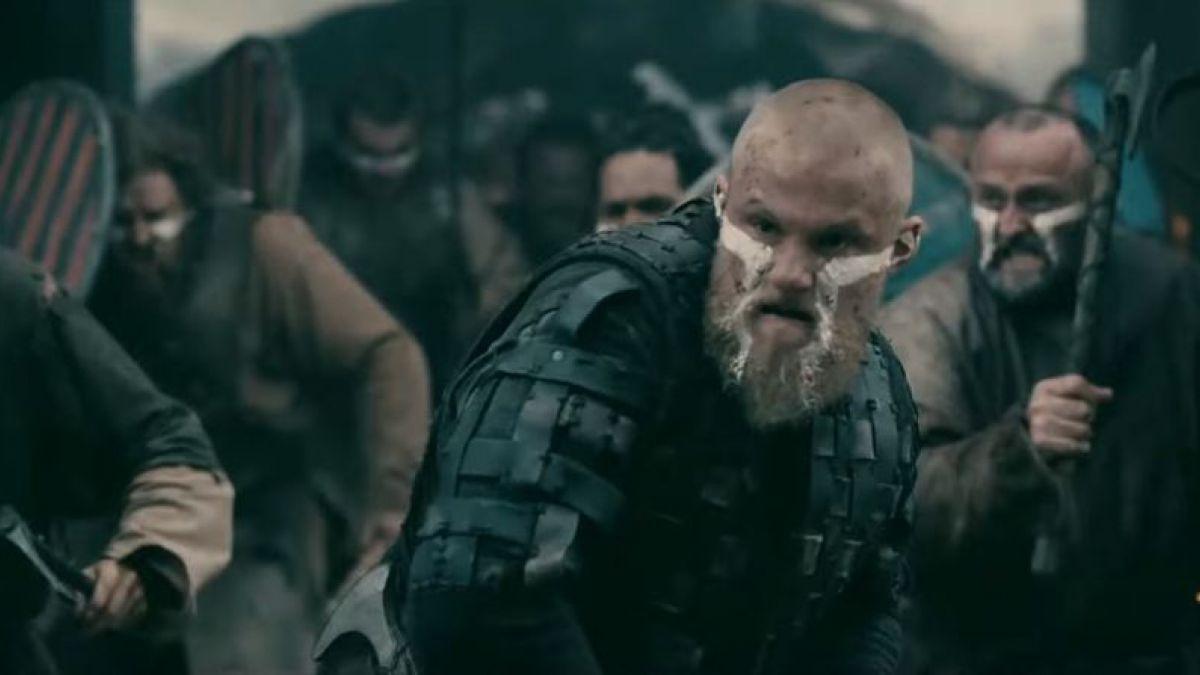 CCSD: actor de Vikings se afeita la barba, ¿morirá en la