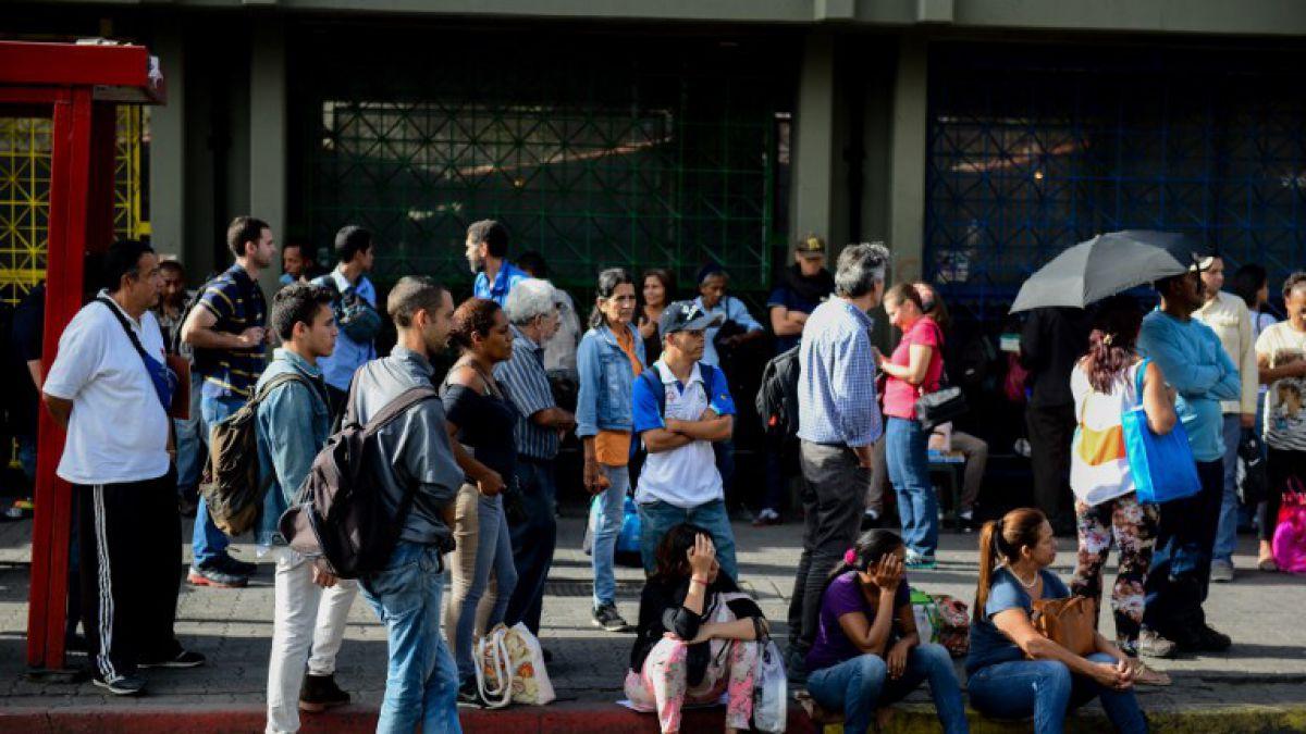 [VIDEO] Crisis en Venezuela: FMI proyecta una inflación de hasta 1.000.000%