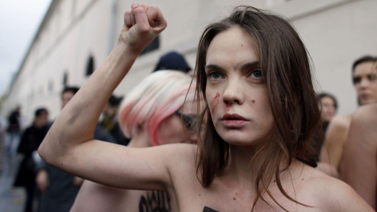 Se suicida líder de grupo feminista