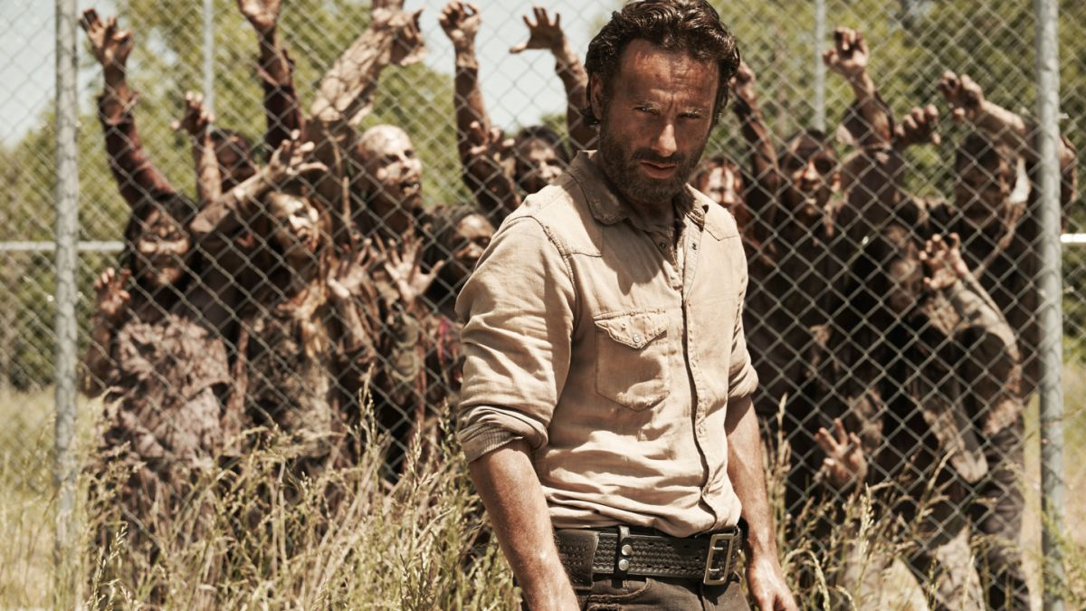 Andrew Lincoln quiso abandonar The walking dead en temporada 4 | Tele 13
