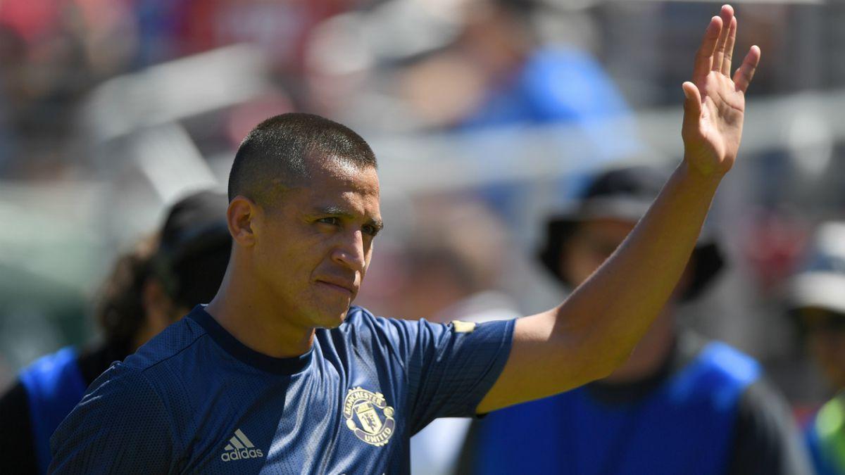 Manchester United de Alexis cerrará su gira amistosa frente al Real Madrid