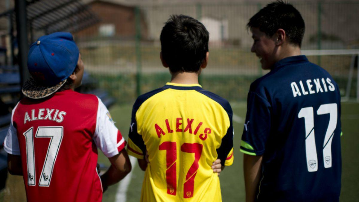 [VIDEO] Siete momentos de película en la vida de Alexis Sánchez