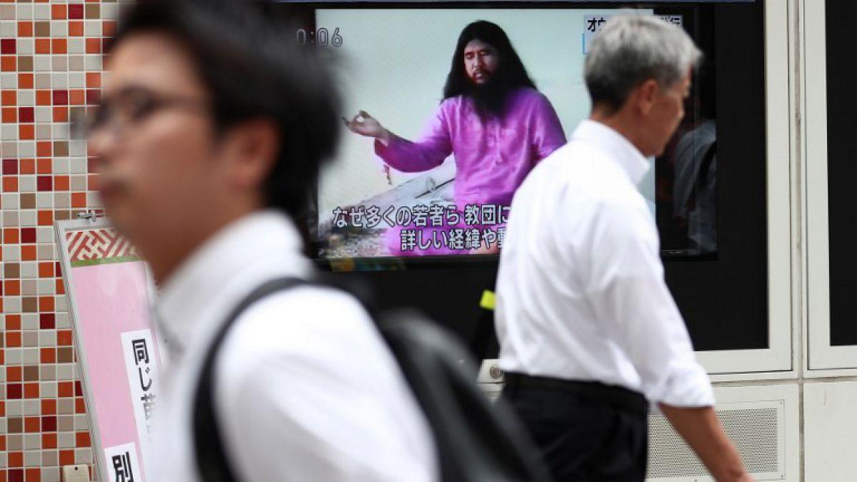Japón ejecuta a últimos atacantes con gas sarín del Metro de Tokio