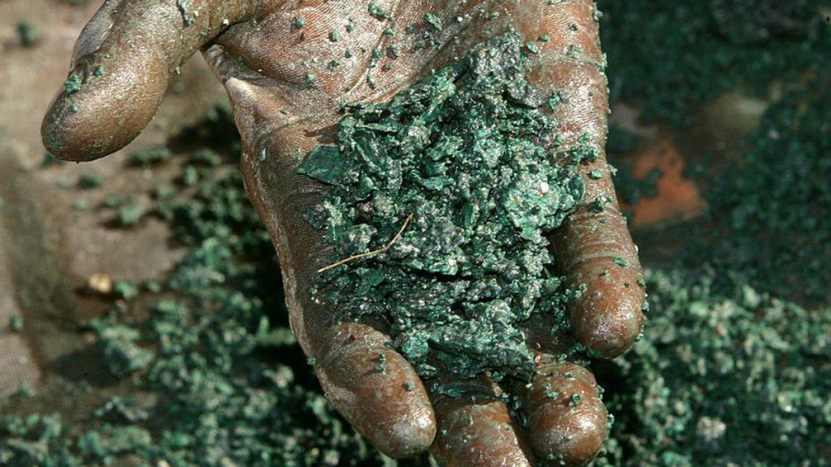 Cobalto: el metal precioso que está provocando una nueva fiebre del oro