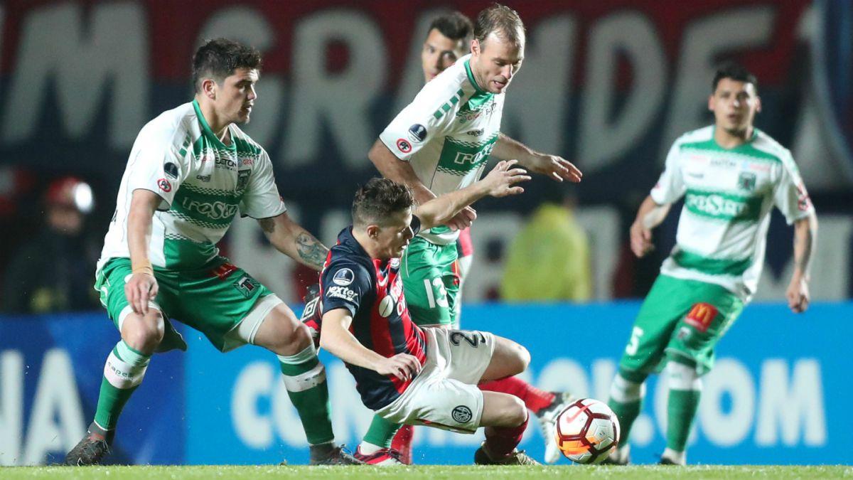 Conmebol falla a favor de San Lorenzo y Temuco pierde partido de Copa Sudamericana por 3-0