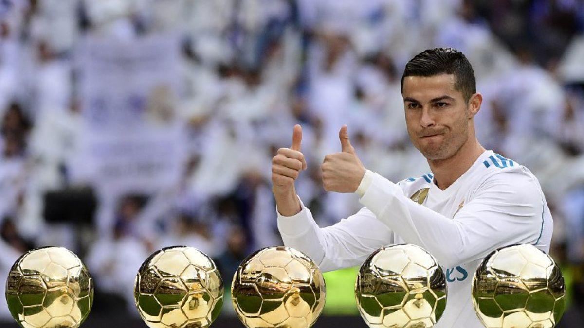 El Real Madrid sin un Balón de Oro tras 18 años  abfdbd74f54eb