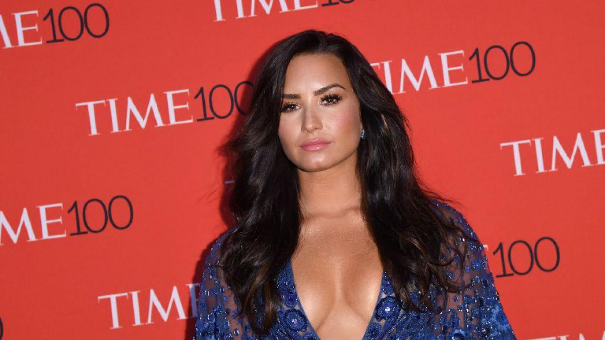 Demi Lovato habló por primera vez tras haber sido internada por sobredosis