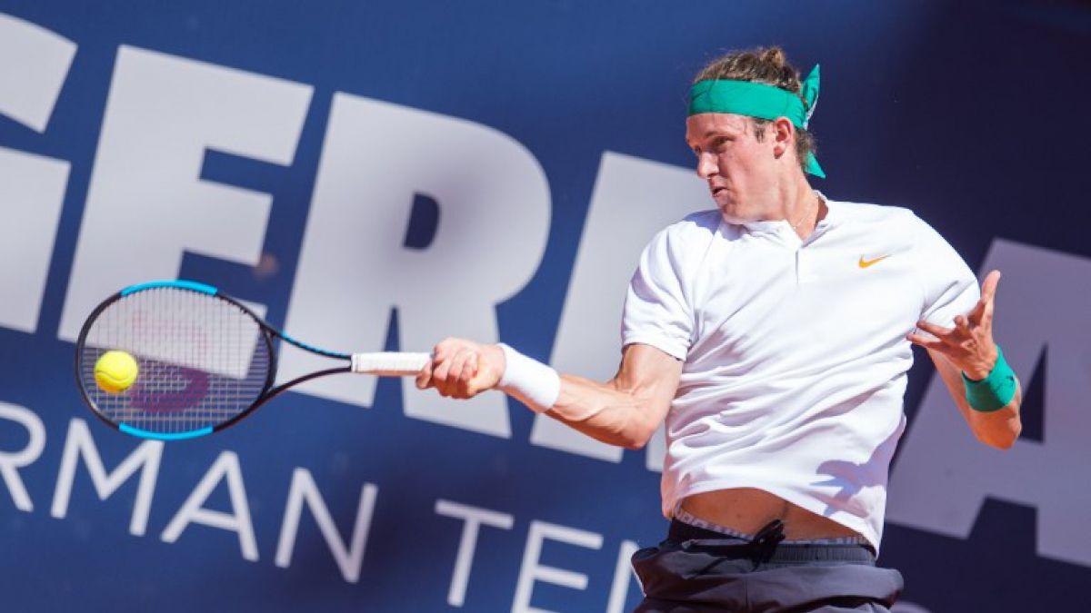 Nicolás Jarry cae en semifinales del abierto de Hamburgo