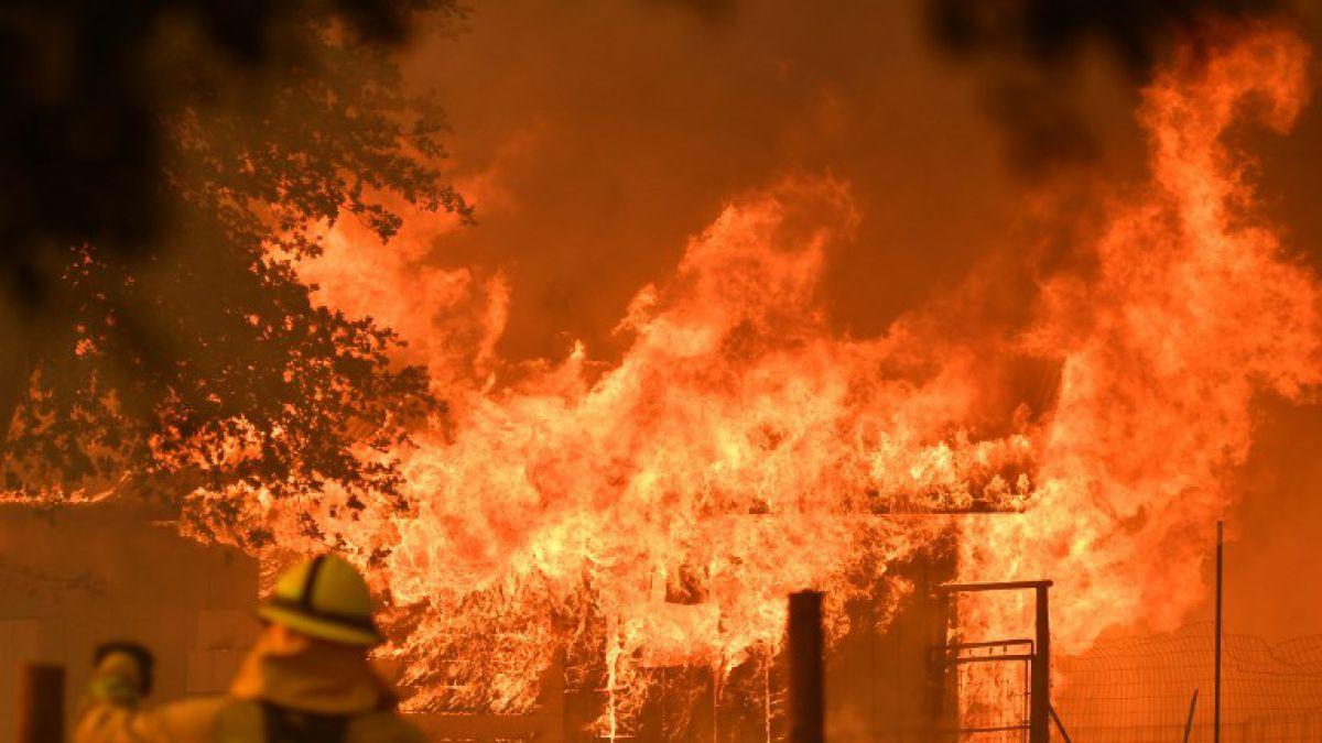 Un tornado de fuego barrió nuestra casa: incendios