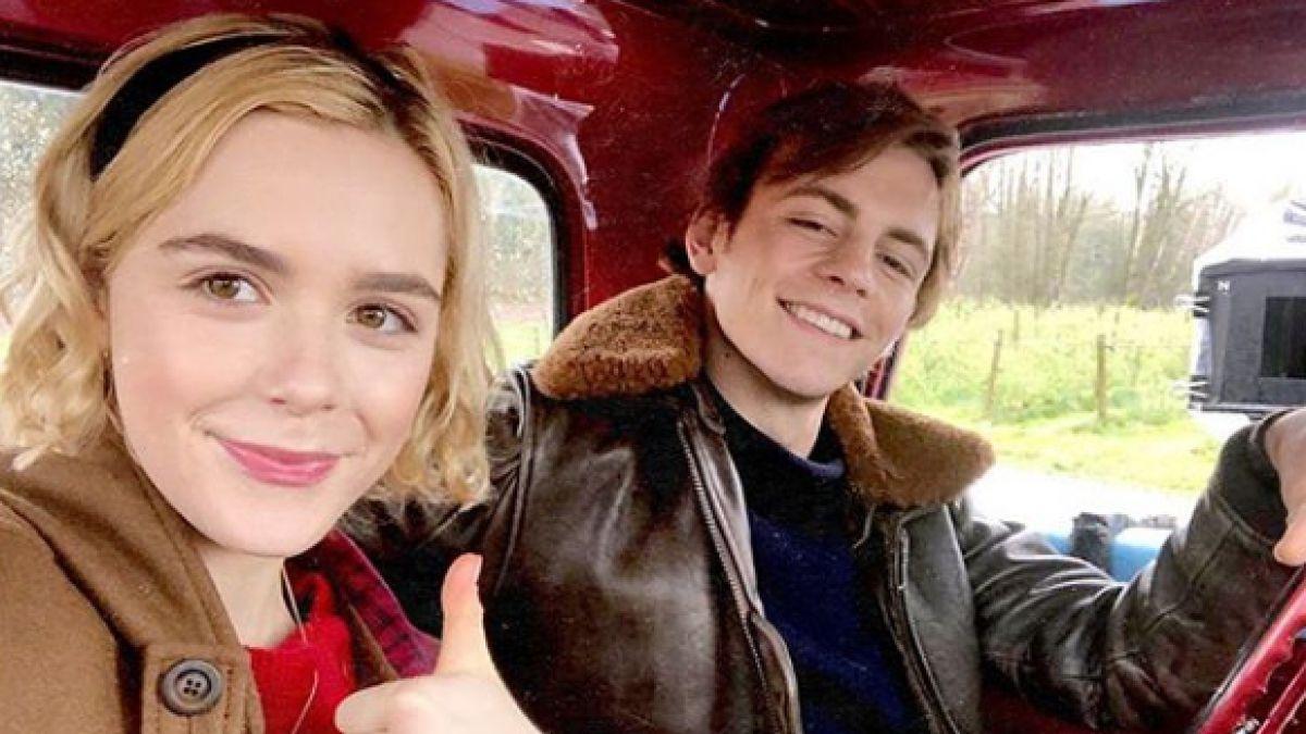 La nueva y oscura Sabrina llegará a Netflix en octubre