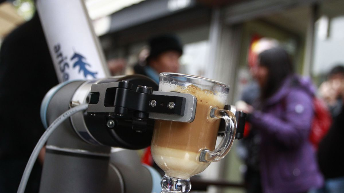 Tomar cafe hace bajar de peso