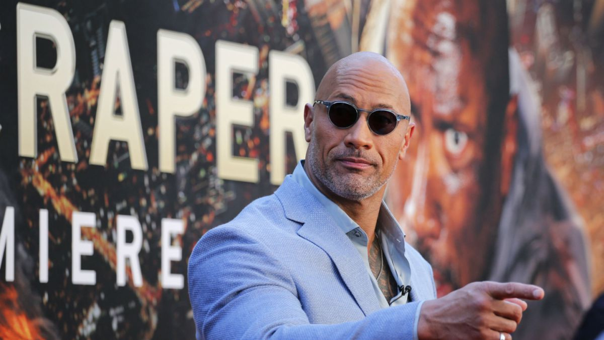 Dwayne Johnson sorprendió a su doble de riesgo con un costoso regalo