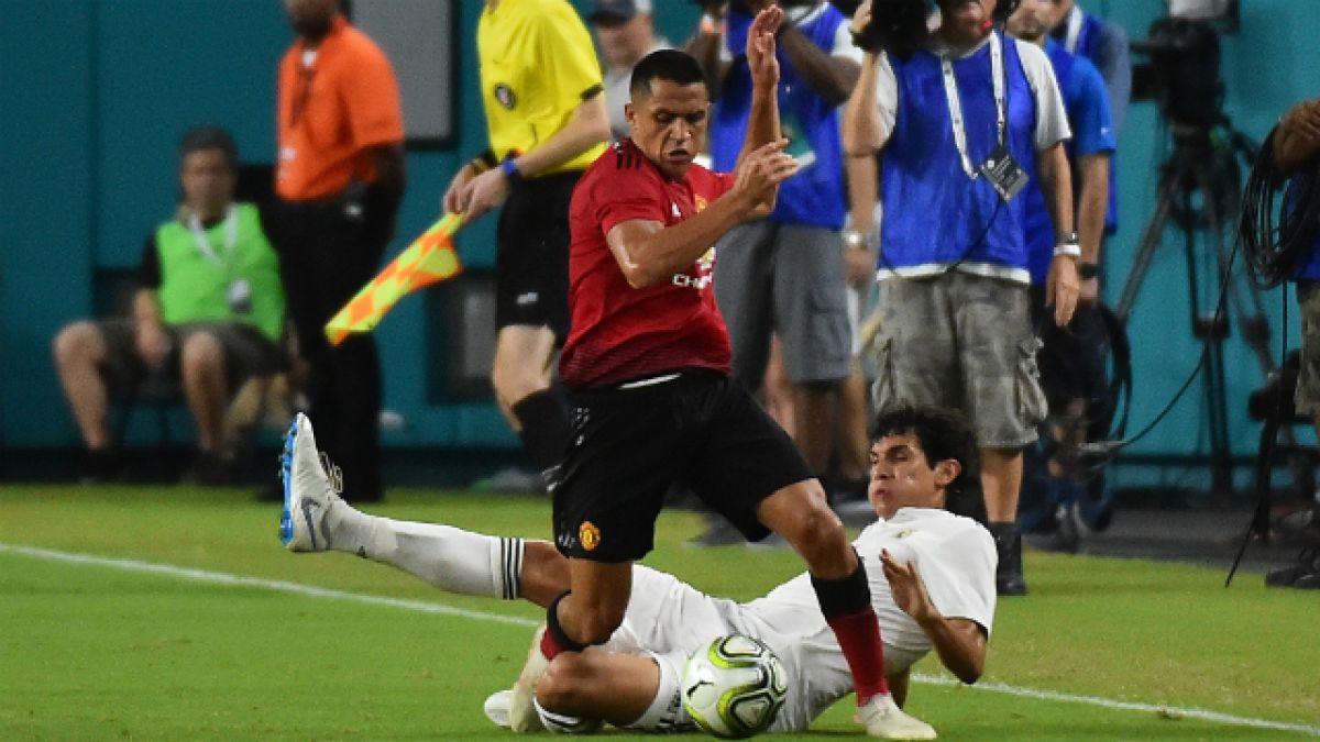 [VIDEO] Los elogios de Mourinho a Alexis tras brillante actuación ante Real Madrid