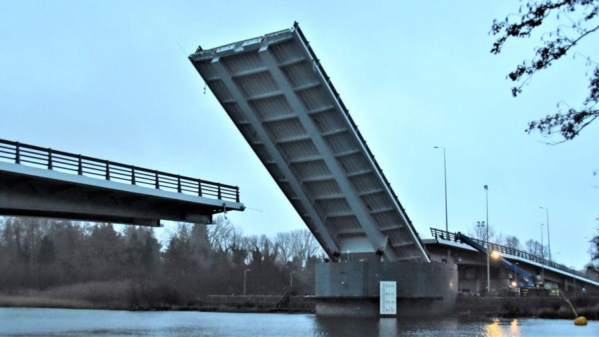 ¿Cuándo se podrá usar el puente Cau Cau?