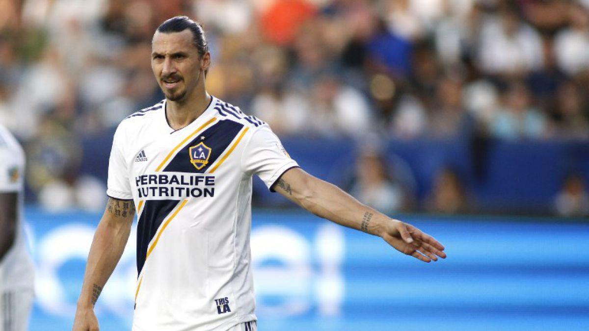 Decían que estaba acabado, yo digo que no: Zlatan Ibrahimovic
