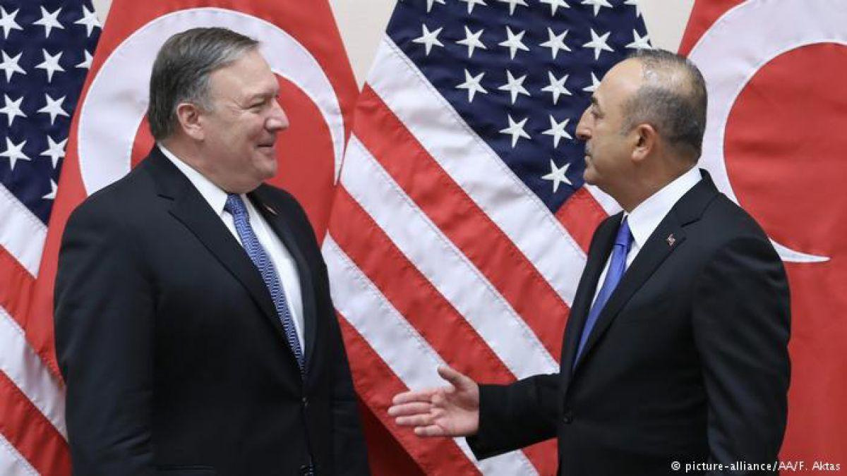 Erdogan ordena congelación de bienes de ministros de EEUU