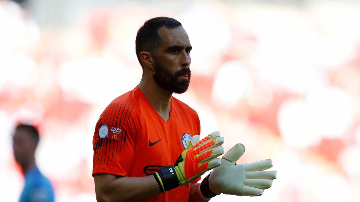El fútbol es una fiesta y no una guerra: El mensaje de Claudio Bravo tras incidentes en la final