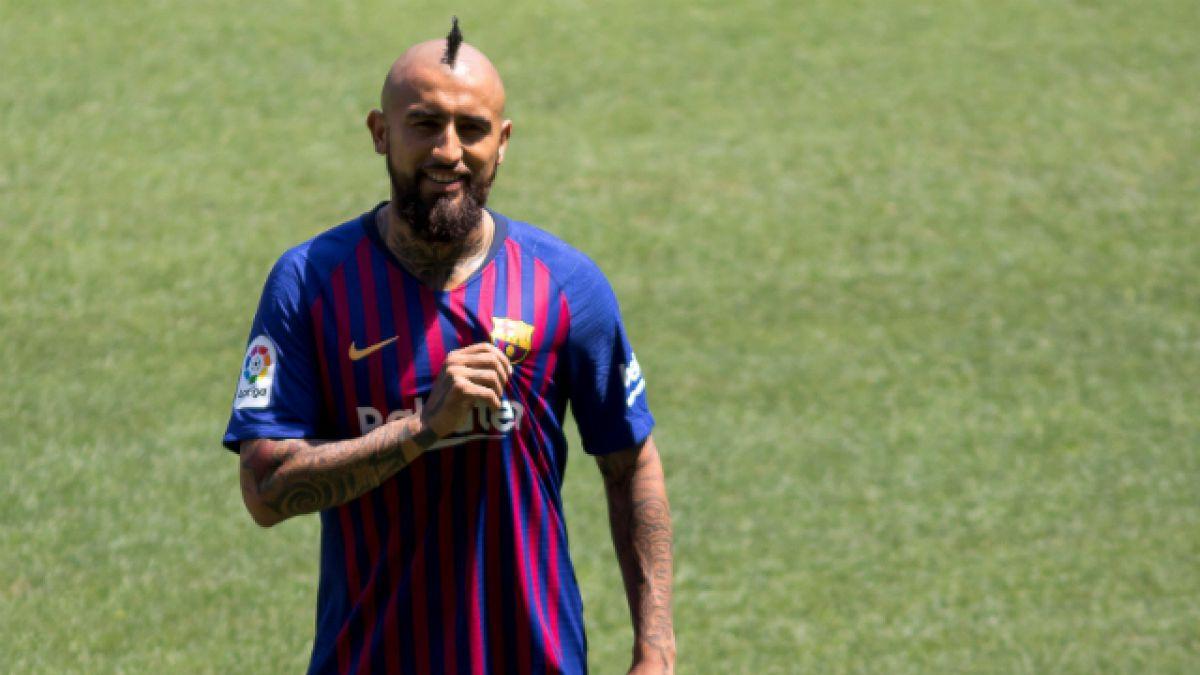 [VIDEO] El fichaje que persigue FC Barcelona para conformar mediocampo de lujo tras llegada de Vidal