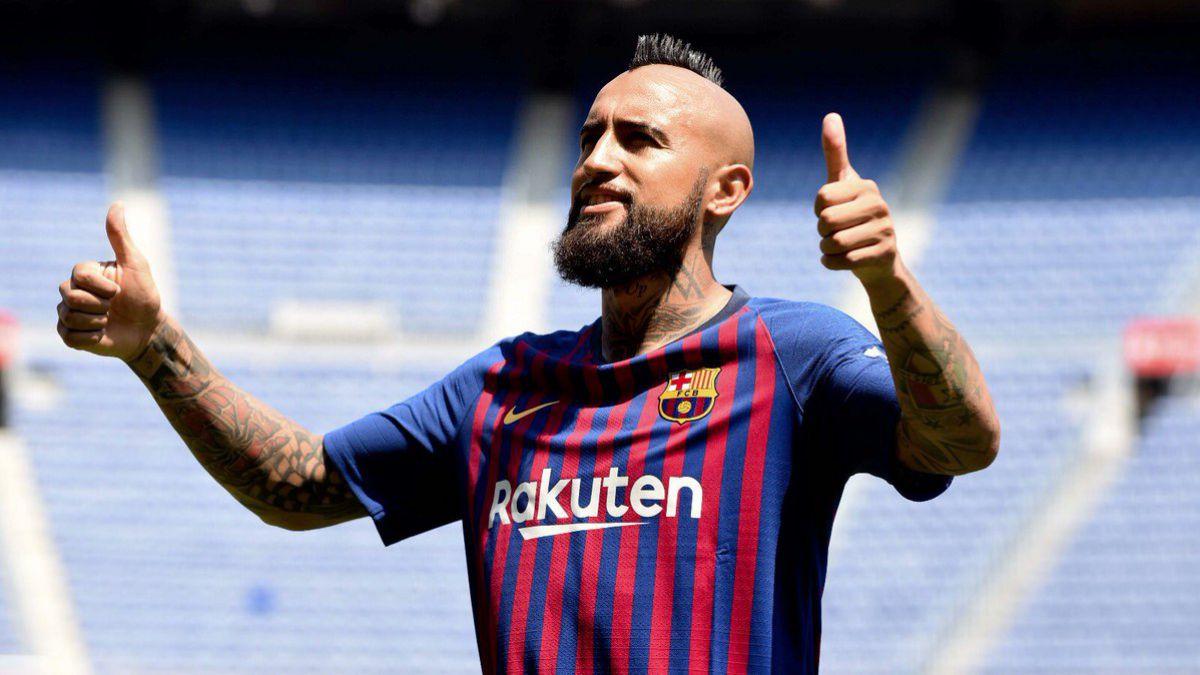 Coutinho consigue pasaporte comunitario y destraba debut de Vidal por el Barcelona