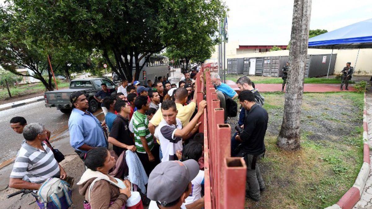 Justicia brasileña cancela suspensión de ingreso a venezolanos en frontera norte