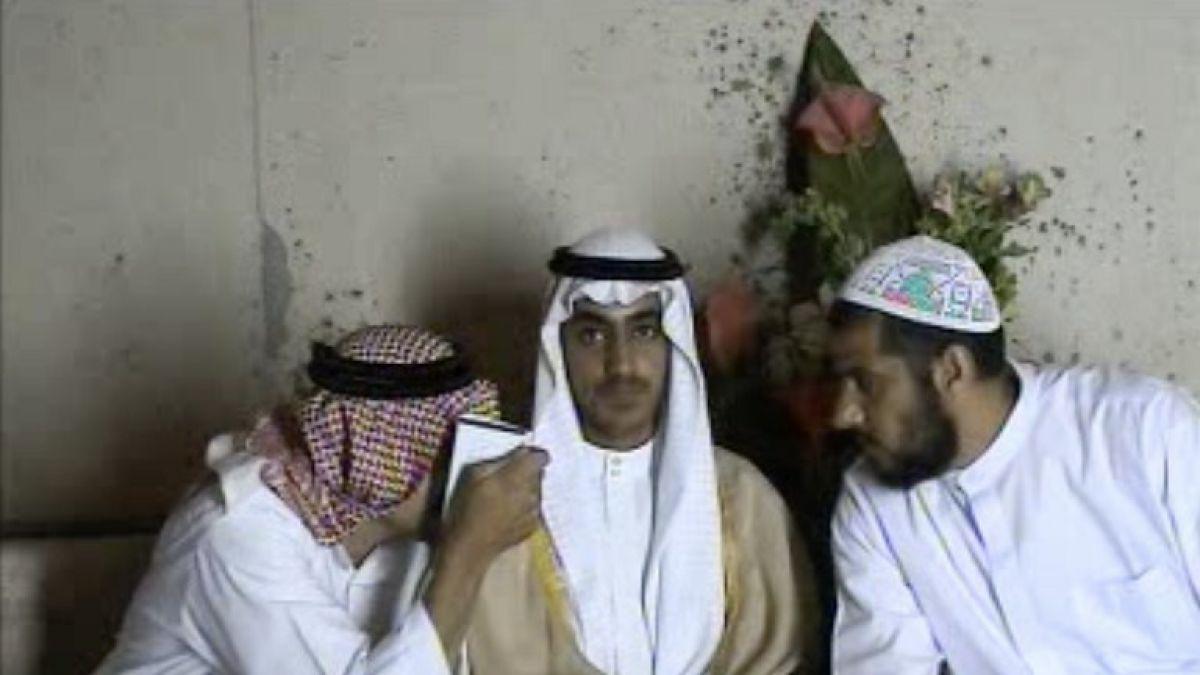 Un hijo de Bin Laden se casa con la hija de uno de los principales terroristas del 11-S