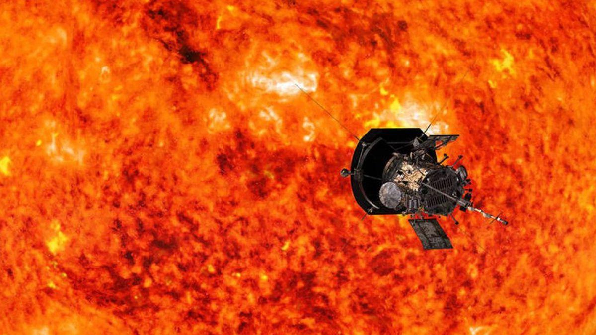 Lista la sonda de la NASA que llegará al Sol