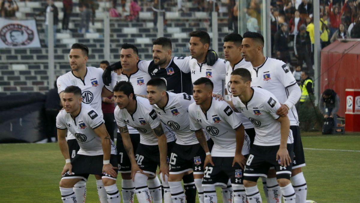 La posible formación de Colo Colo para enfrentar a Corinthians