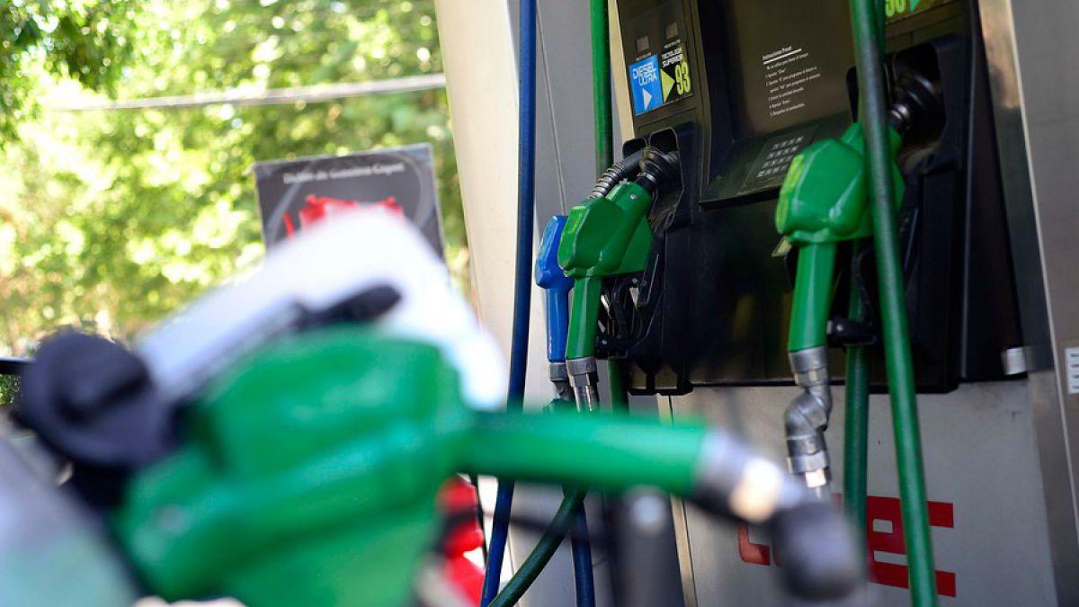 ENAP: Gas licuado y bencinas tendrán alza desde este jueves