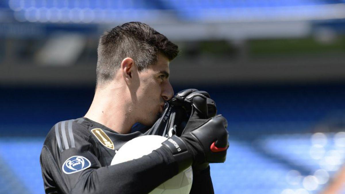 El mensaje de Courtois al Atlético de Madrid tras fichar por el rival: Llego donde quiero estar