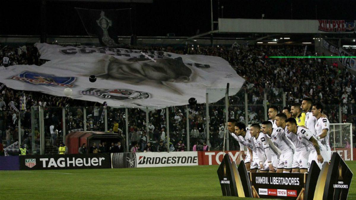 [FOTOS] La indignante imagen que dejó la victoria de Colo Colo sobre Corinthians