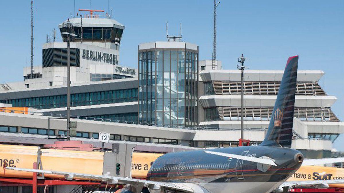 Curioso objeto obliga a cerrar el aeropuerto de Berlín al ser confundido con bomba