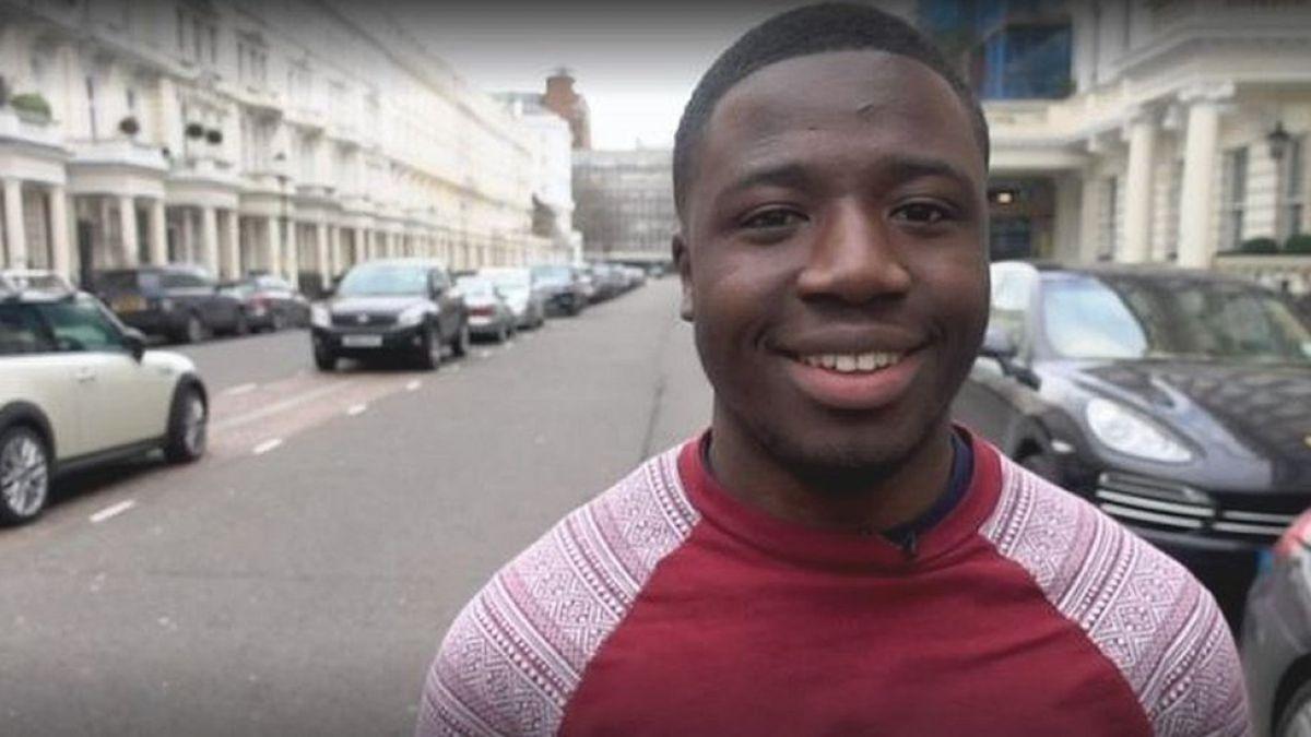 El estudiante que cambió su vida llamando a la puerta de las casas de los ricos de Londres