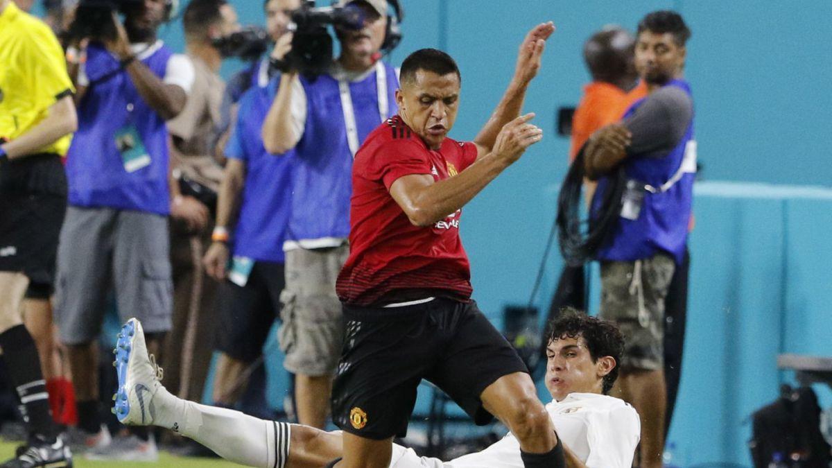 Manchester United de Alexis Sánchez abrirá la Premier League