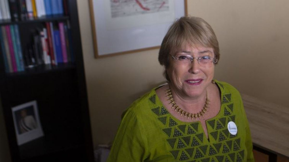 Ratifican Bachelet como Alta Comisionada de Derechos Humanos en la ONU