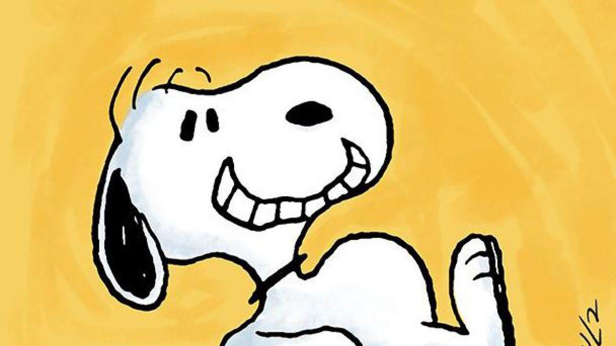Snoopy se acerca a los 70 años y sigue más activo que nunca