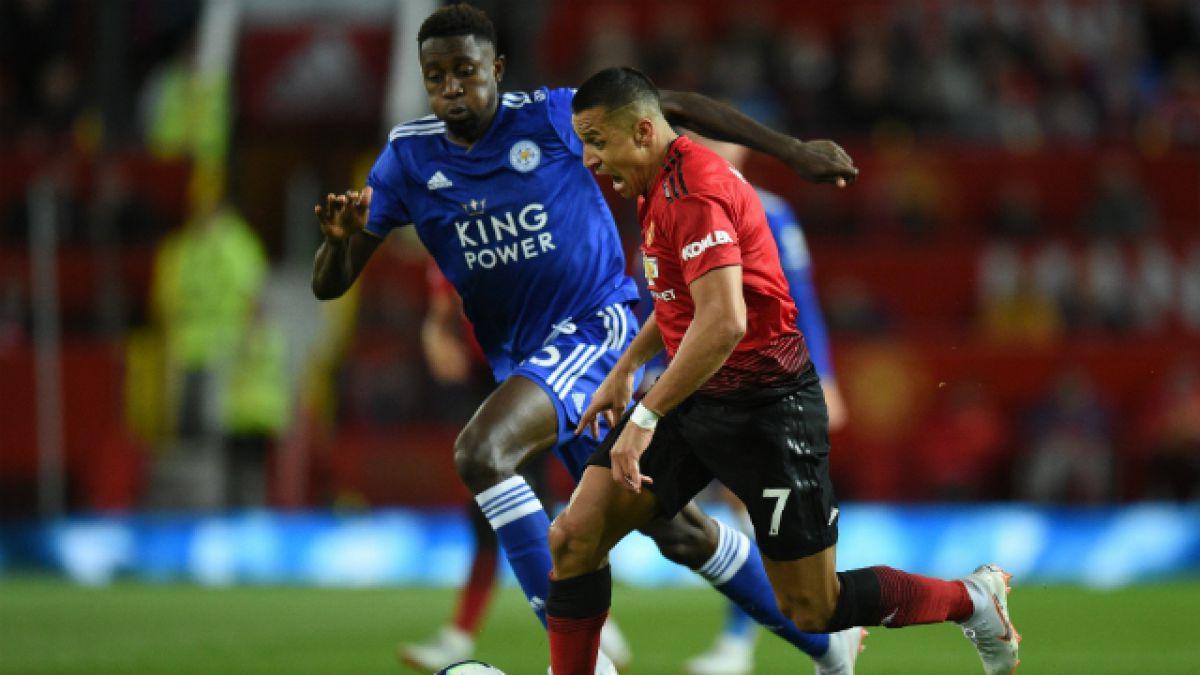 [VIDEO] Manchester United vence a Leicester con Alexis en cancha en el inicio de la Premier League