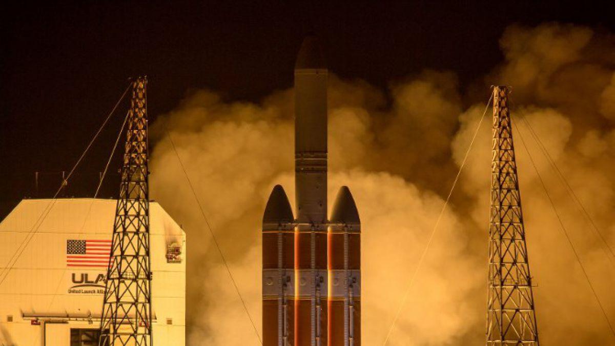 """Rumbo al Sol: la NASA lanza la sonda Parker con éxito"""""""